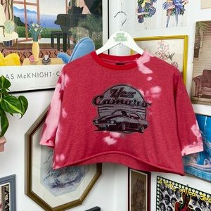 Chevrolet Camaro Cropped T-Shirt